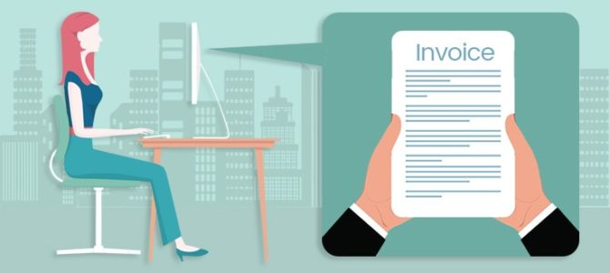 Top 4 Benefits of Invoice Processing