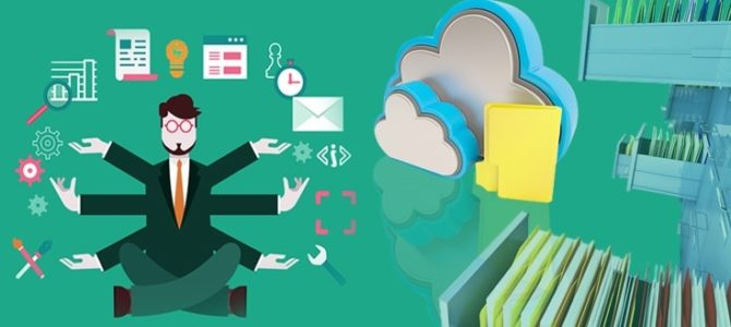 How to Integrate a Document Management System into Your Business System?